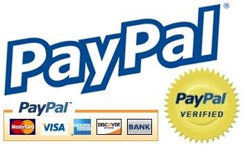 paypal + Tarjetas
