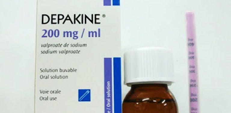 DEPAKINE Oral 1024x500