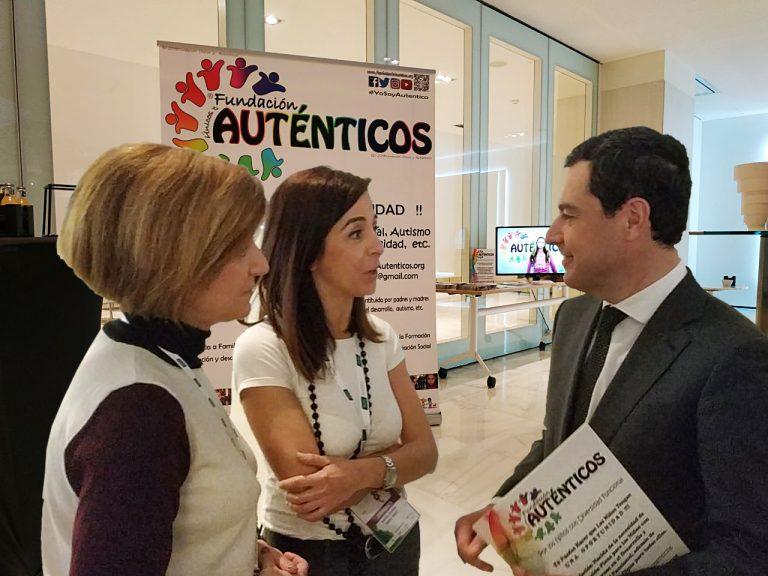 Fundación con Juanma Moreno 1