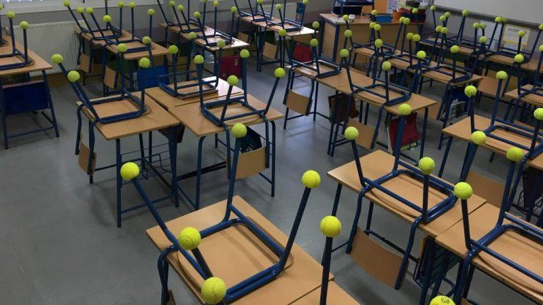 Pelotas de Tenis Colegio 01