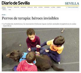 Portada Diario de Sevilla